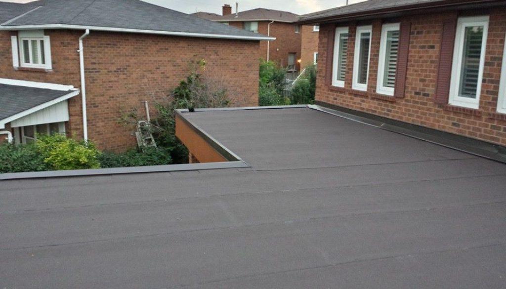 Flat roof – Mississauga