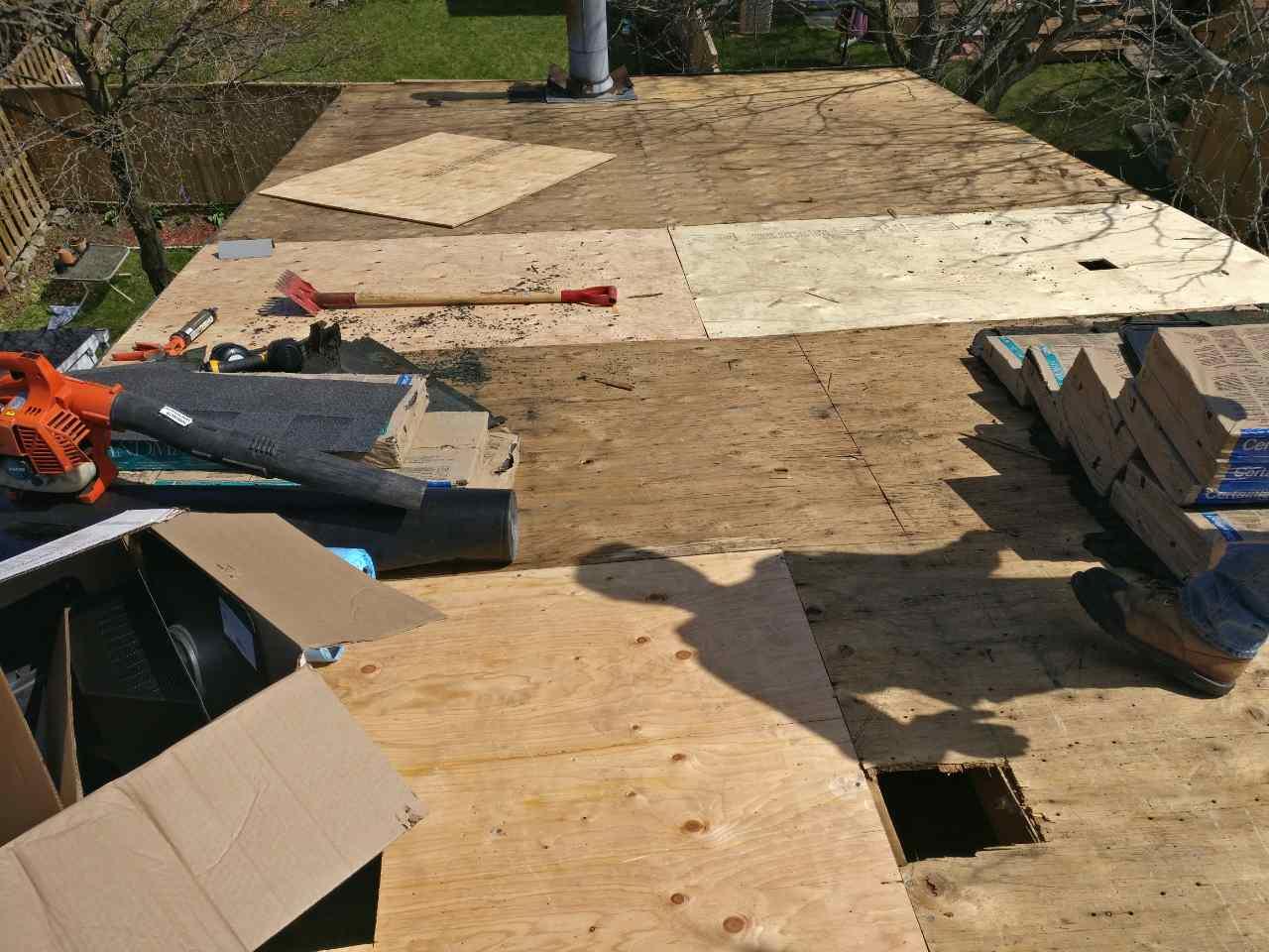 Asphalt roof Mississauga