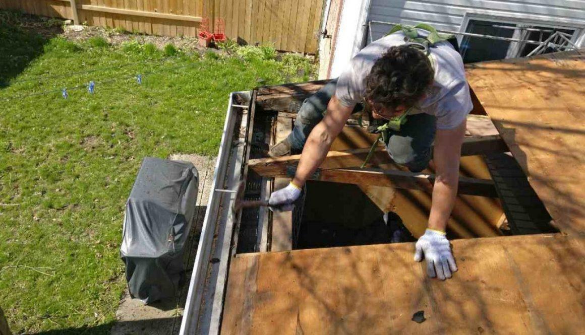 Roof Repair Mississauga